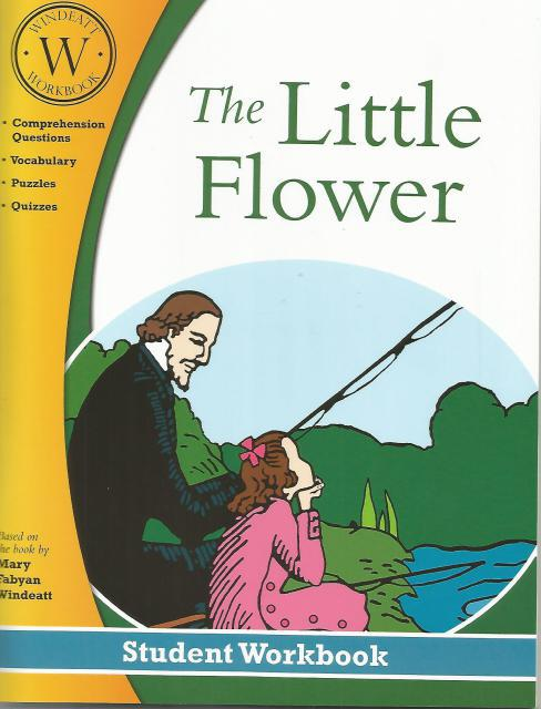 The Little Flower: Student Workbook, TAN Books