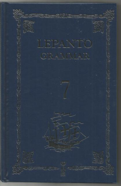 Image for Lepanto Grammar 7