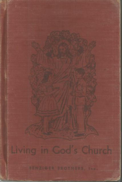 Image for Living in God's Church Book 6 (Living My Religion Series)