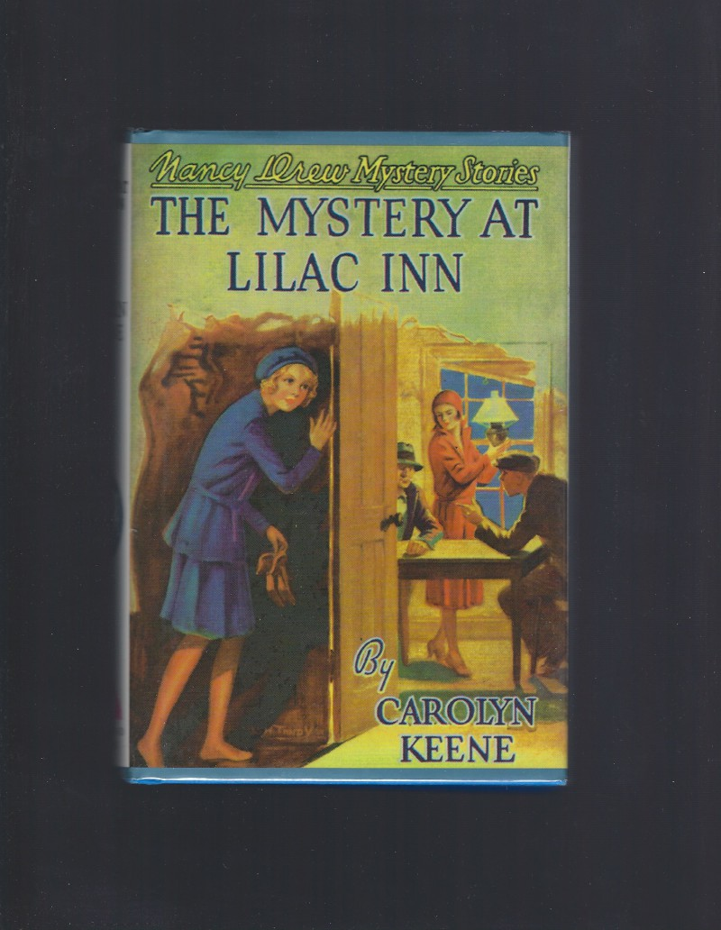 The Mystery at Lilac Inn Nancy Drew #4 Applewood HB/DJ, Carolyn Keene; Russell H. Tandy [Illustrator]; Mildred Wirt Benson [Introduction];
