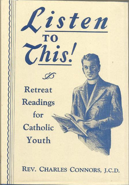 Image for Listen to This! with Dust Jacket Retreat Readings for Catholic Youth