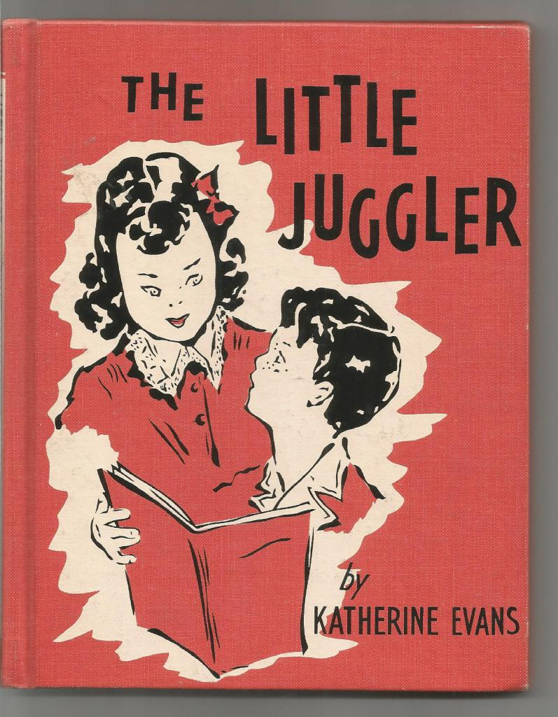 Image for The Little Juggler 1960 by Katherine Evans Catholic
