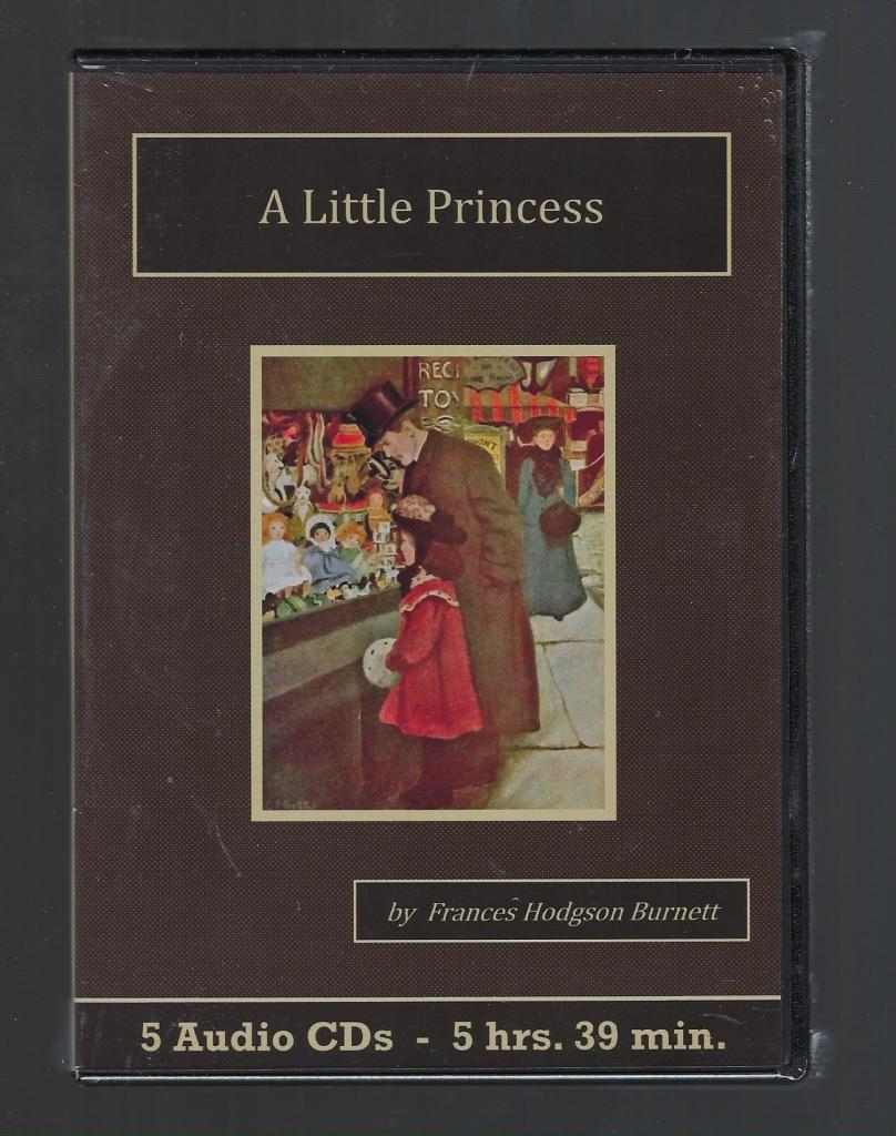 Image for A Little Princess Audiobook CD Set