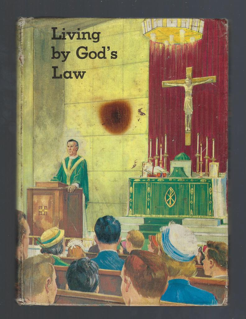 Image for Living By God's Law (Living My Religion Book 5)