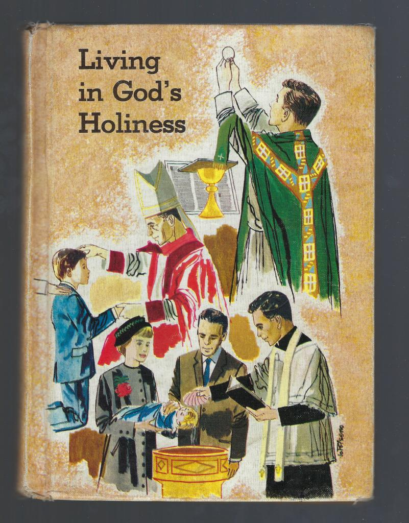 Image for Living in God's Holiness (Living My Religion Book 8)