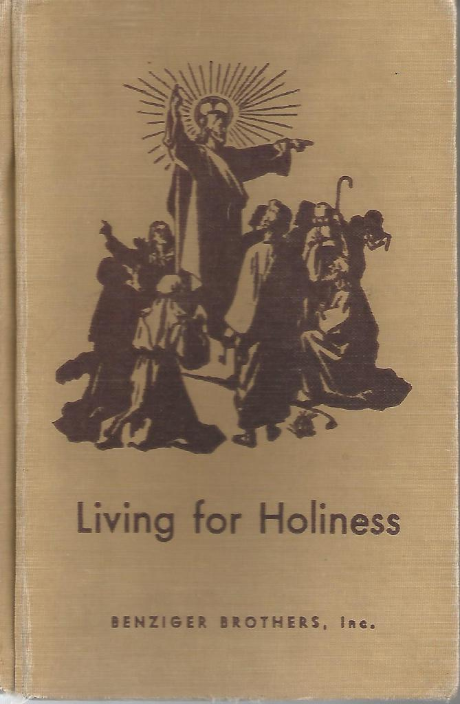 Image for Living for Holiness Book 8 (Living My Religion Series)