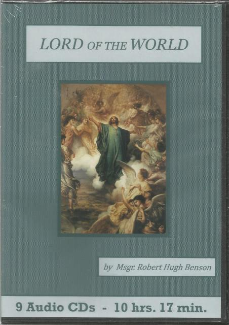 Image for Lord of the World Catholic Audiobook CD Set