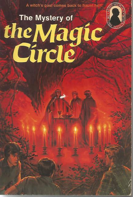 Three Investigators The Mystery of The Magic Circle #27, M. V. Carey