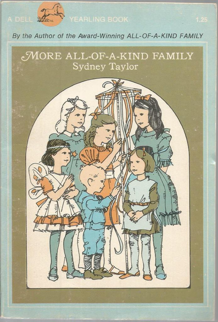 More All-Of-A-Kind Family 1975 Printing Nice!, Sydney Taylor