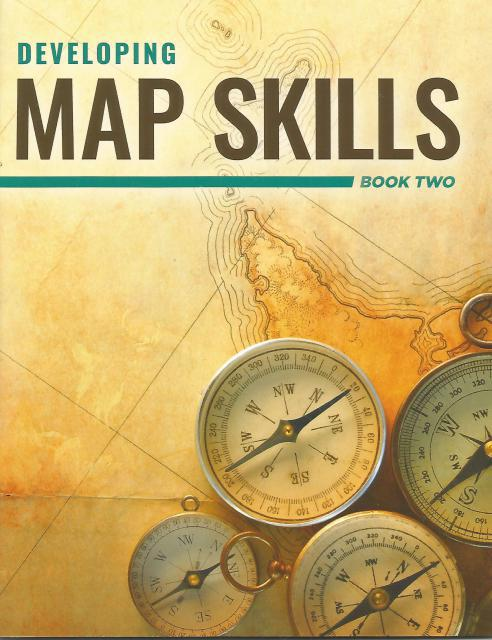 Image for Developing Map Skills - Book 2