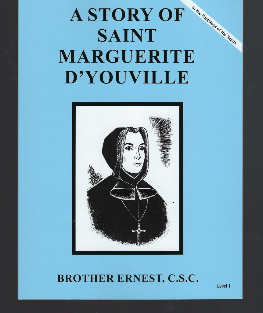 Image for A Story of Saint Marguerite D'Youville (Footsteps of the Saints)
