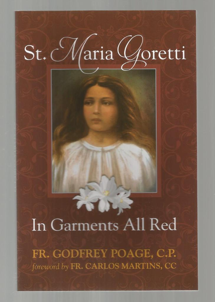 St. Maria Goretti: In Garments All Red, Godfrey Poage