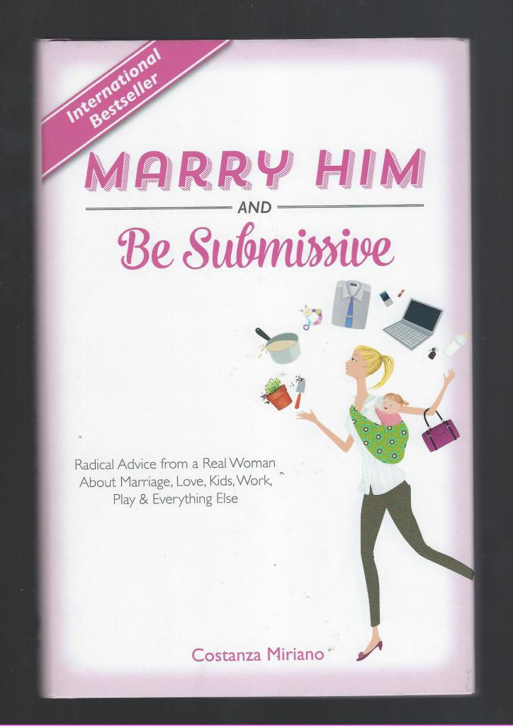 Image for Marry Him and Be Submissive
