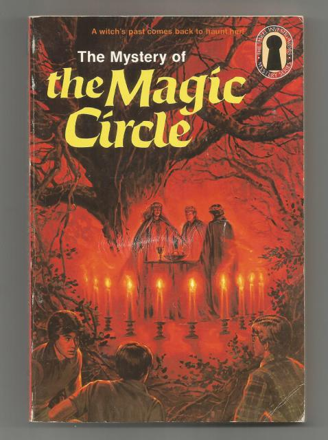 Mystery of the Magic Circle #27 (Three Investigators), Mary V. Carey
