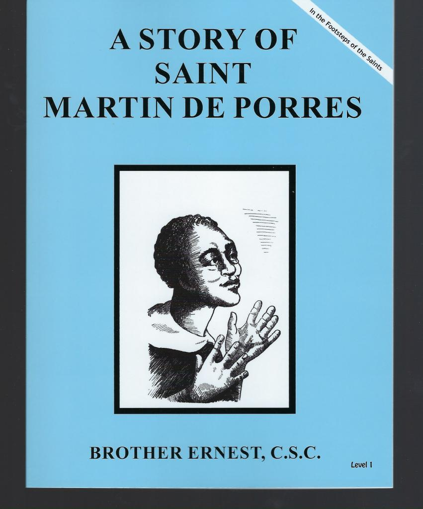 Image for A Story of Saint Martin De Porres (Footsteps of the Saints)