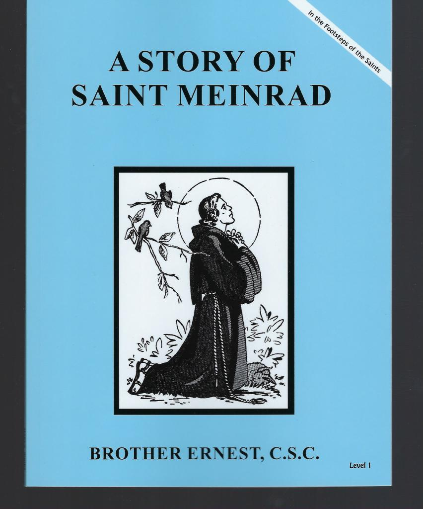 Image for A Story of Saint Meinrad (Footsteps of the Saints)