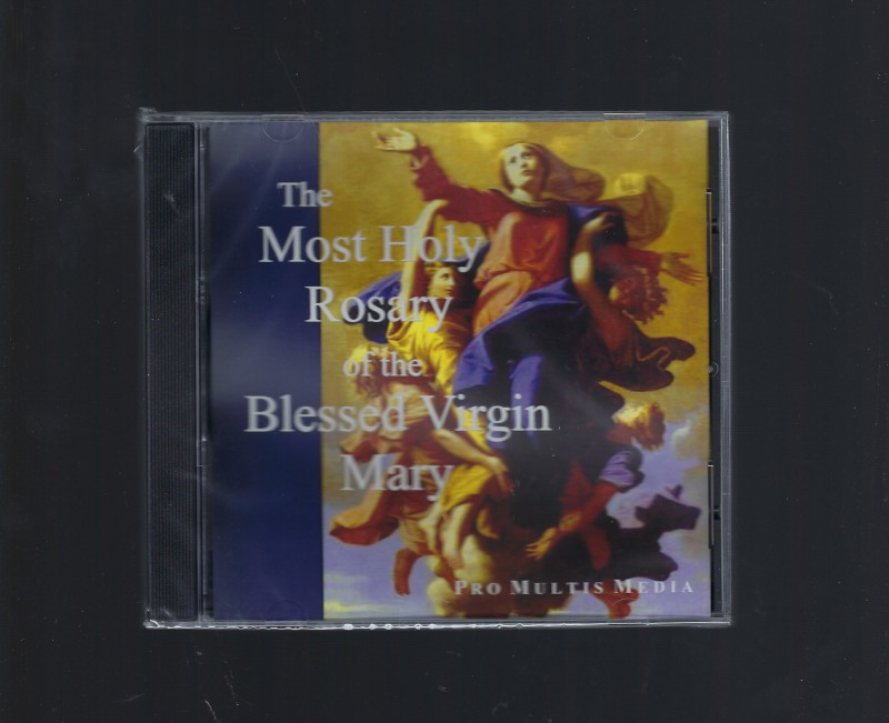 The Most Holy Rosary of the Blessed Virgin Mary (CD), Pro Multis Media