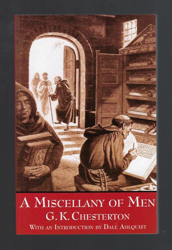 Image for A Miscellany of Men G. K. Chesterton