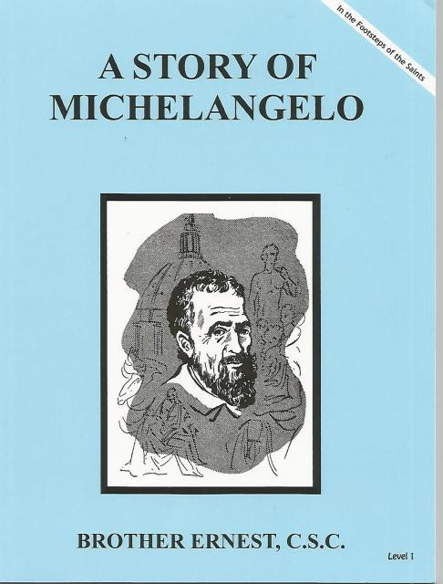 Image for A Story of Michelangelo (Dujarie Series)