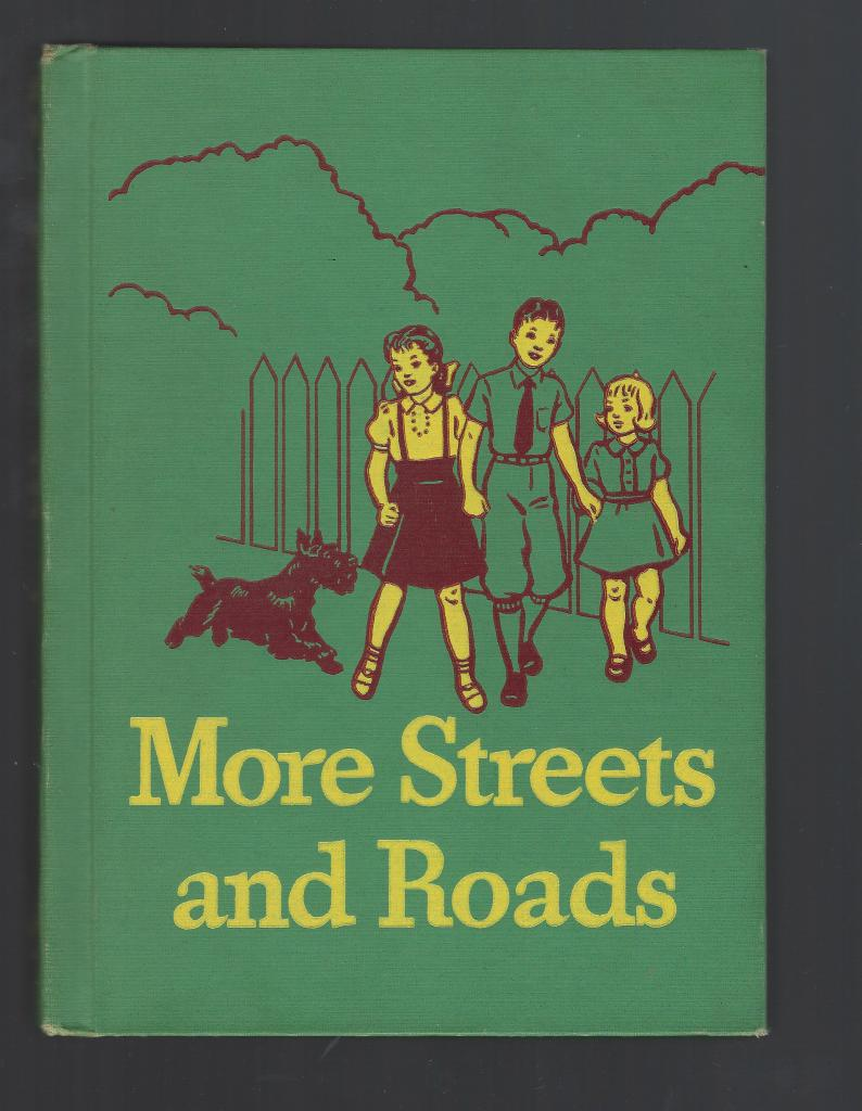 More Streets and Roads 1942 Dick & Jane (World War II), William S. Gray