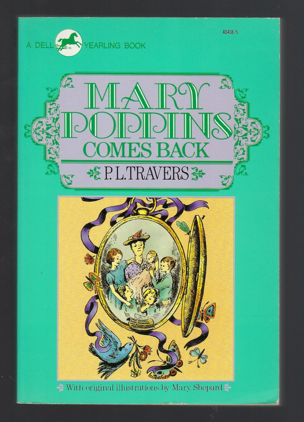 Mary Poppins Comes Back, P.L. Travers