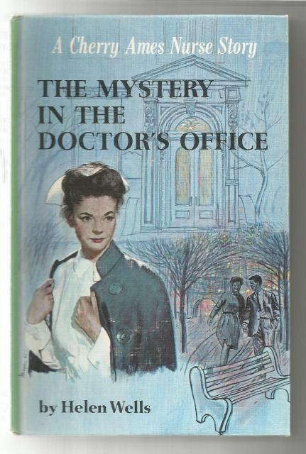 The Mystery In The Doctor's Office #26 First Printing, Helen Wells