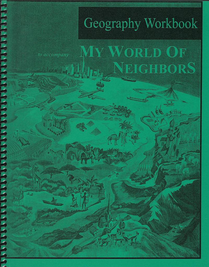 Image for My World of Neighbors Workbook
