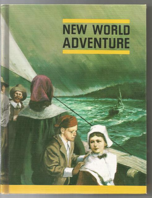New World Adventure: A History of Colonial America Catholic (The Quest for Freedom Series), Joseph F. X. McCarthy