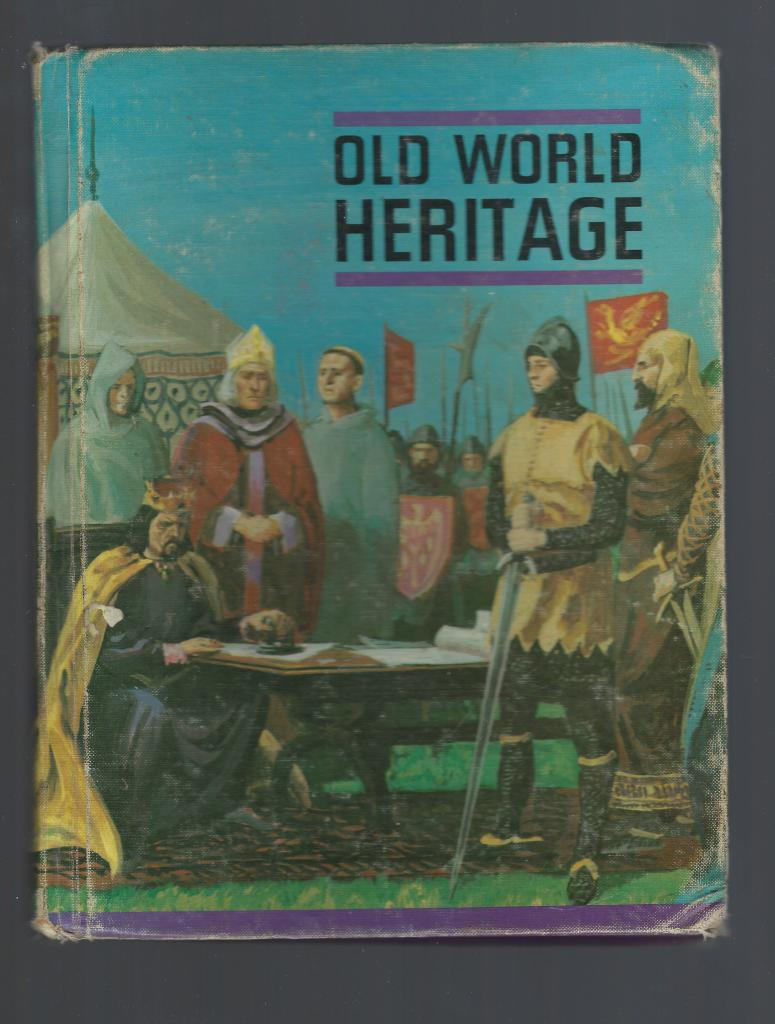 Old World Heritage (The Quest for Freedom Series) Catholic, James A Brundage