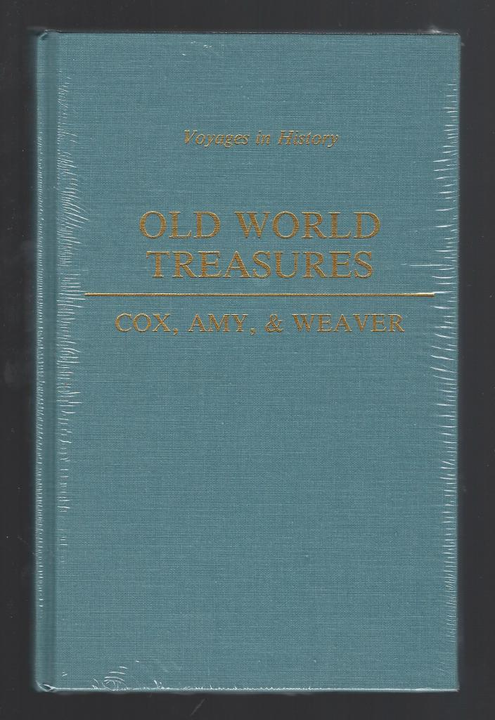 Image for Old World Treasures (Voyages in History) Catholic Textbook