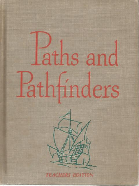 Guidebook for Paths and Pathfinders, Teacher's Edition 1951 (Dick & Jane Series)