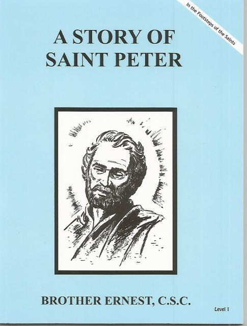 Image for A Story of Saint Peter (Mary's Books) Dujarie