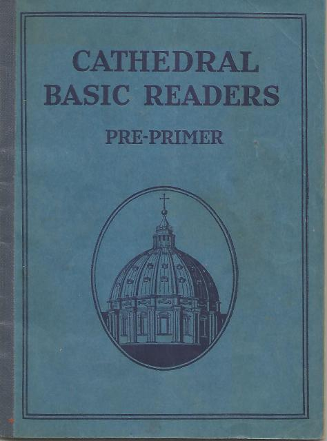 First Dick & Jane Cathedral Basic Readers Pre-Primer 1930, Not Listed