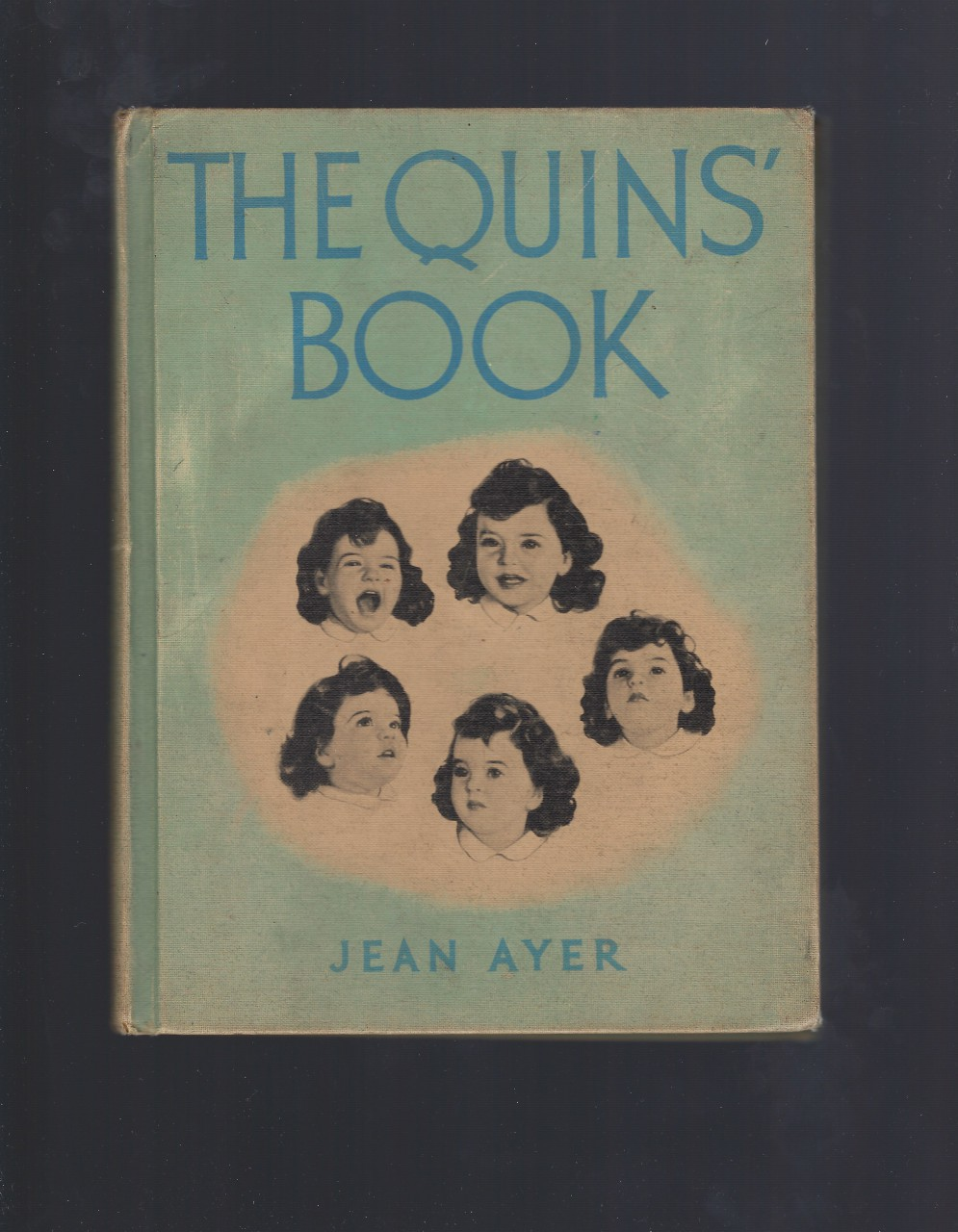 The Quins' Book (Dionne Quintuplets) 1937, Jean Ayer