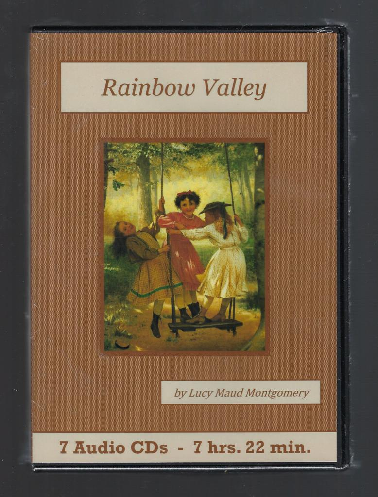Rainbow Valley Audiobook CD Set, Lucy Maud Montgomery