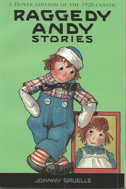 Raggedy Andy Stories New Softcover, Johnny Gruelle