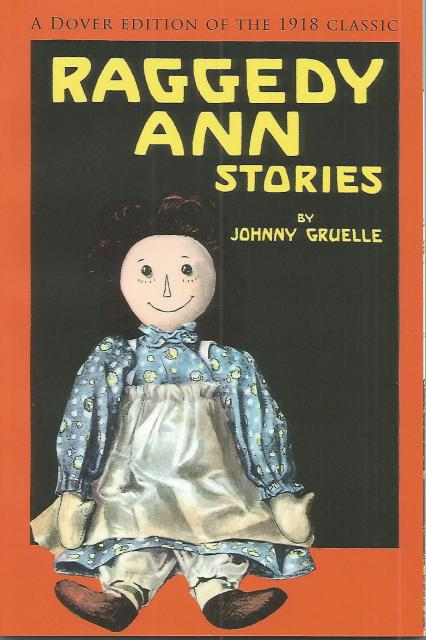 Raggedy Ann Stories New Softcover, Johnny Gruelle