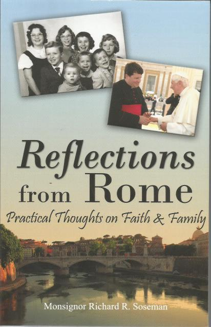 Image for Reflections from Rome: Practical Thoughts on Faith and Family