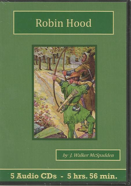 Image for Robin Hood Audiobook CD Set