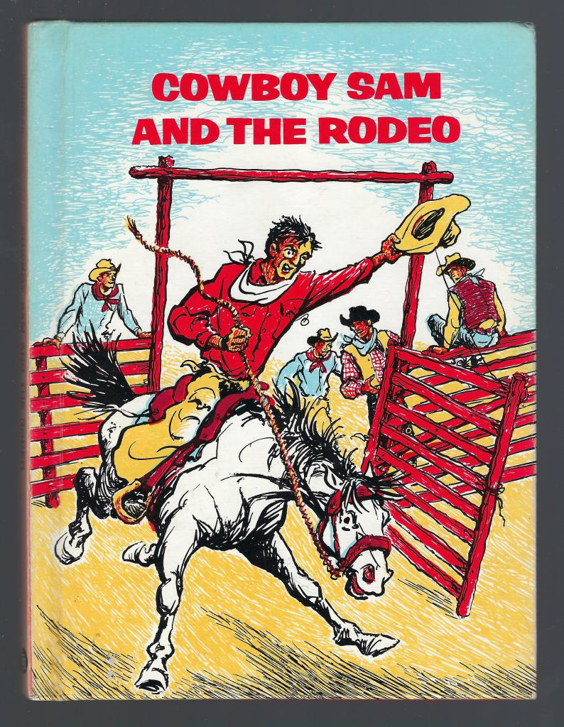 Cowboy Sam and the Rodeo 1976, Chandler, Edna W.