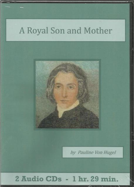 Image for A Royal Son and Mother Catholic Audiobook CD Set