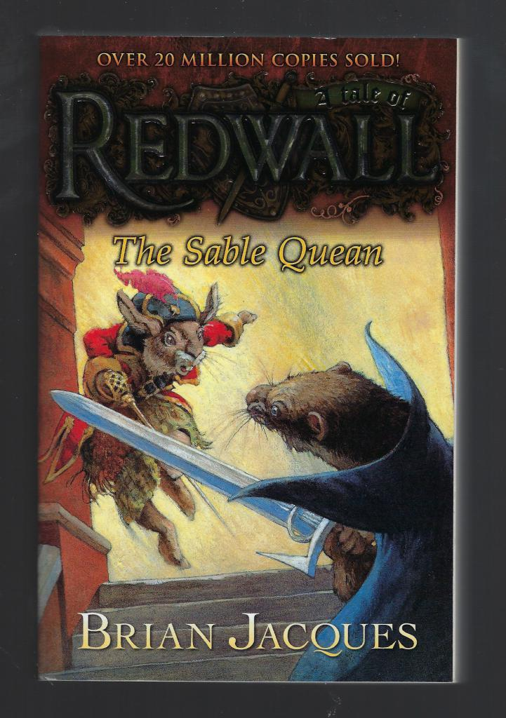 The Sable Quean: A Tale from Redwall, Jacques, Brian