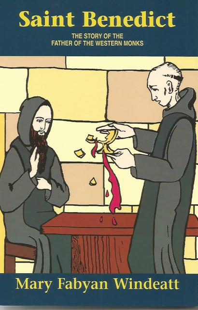 Image for Saint Benedict The Story of the Father of the Western Monks