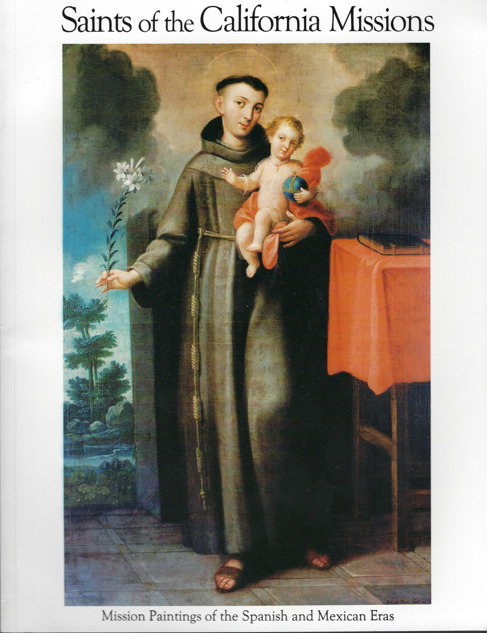 Saints of the California Missions, Norman Neuerburg