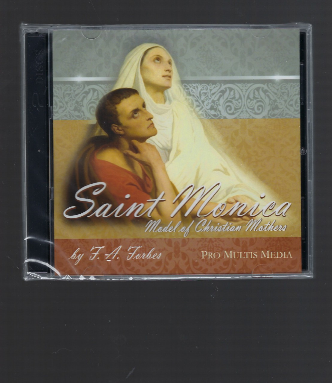 Saint Monica Model of Christian Mothers Audio CD, F. A. Forbes