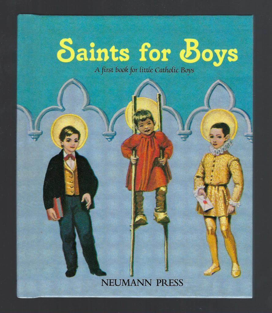 Image for Saints for Boys: A First Book for Little Catholic Boys