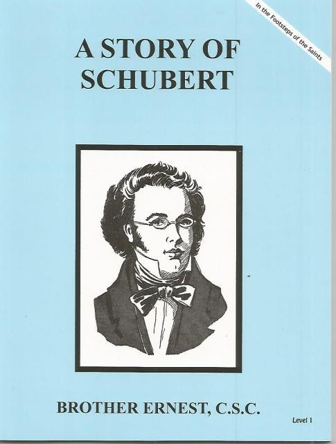 Image for A Story of Schubert (Mary's Books)