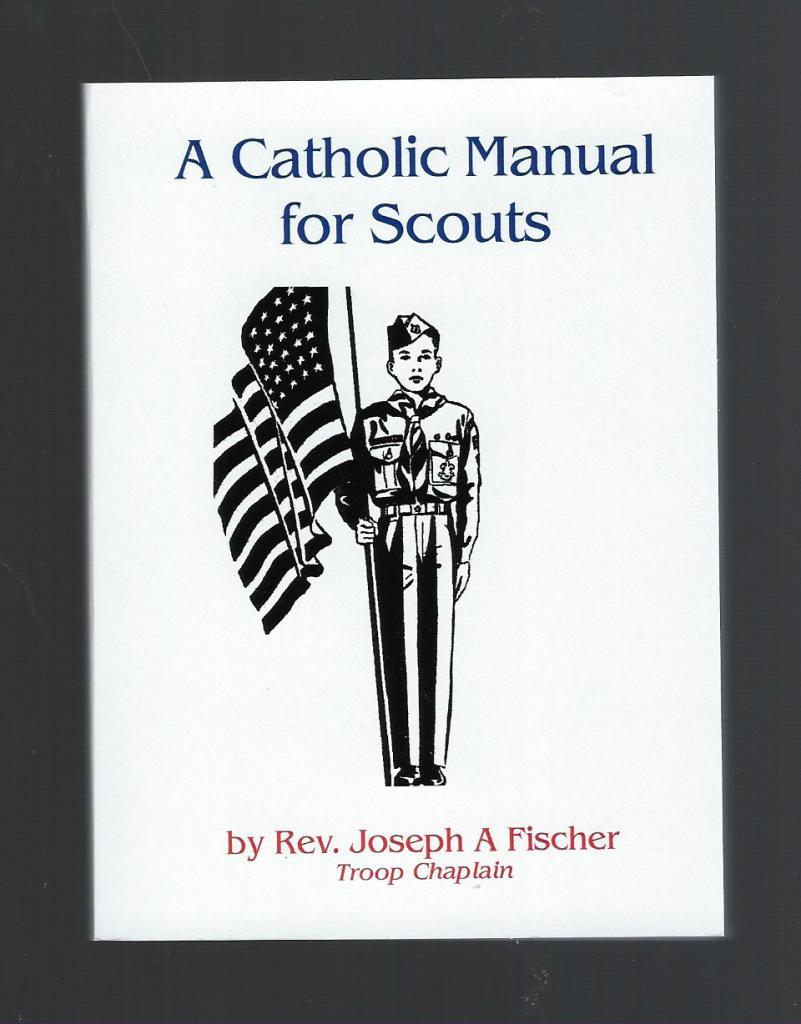 Image for A Catholic Manual for Scouts