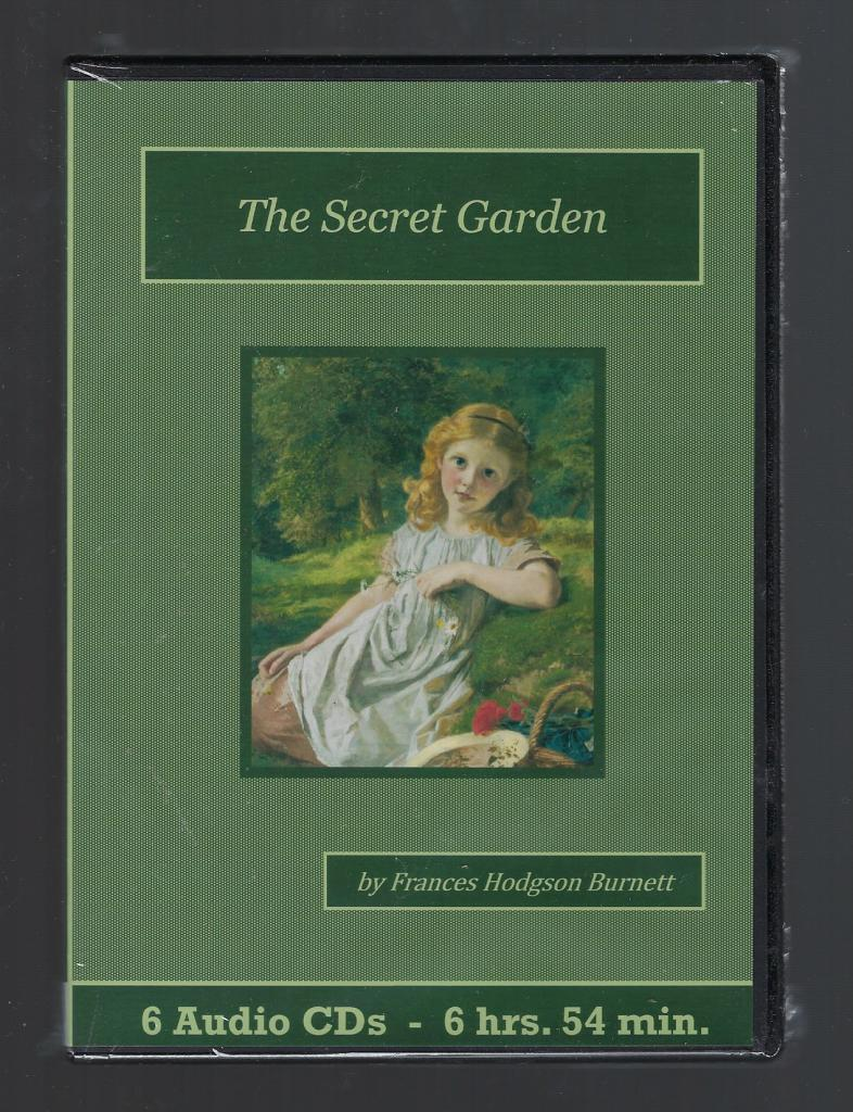 The Secret Garden Unabridged Audiobook, Frances Hodgson Burnett
