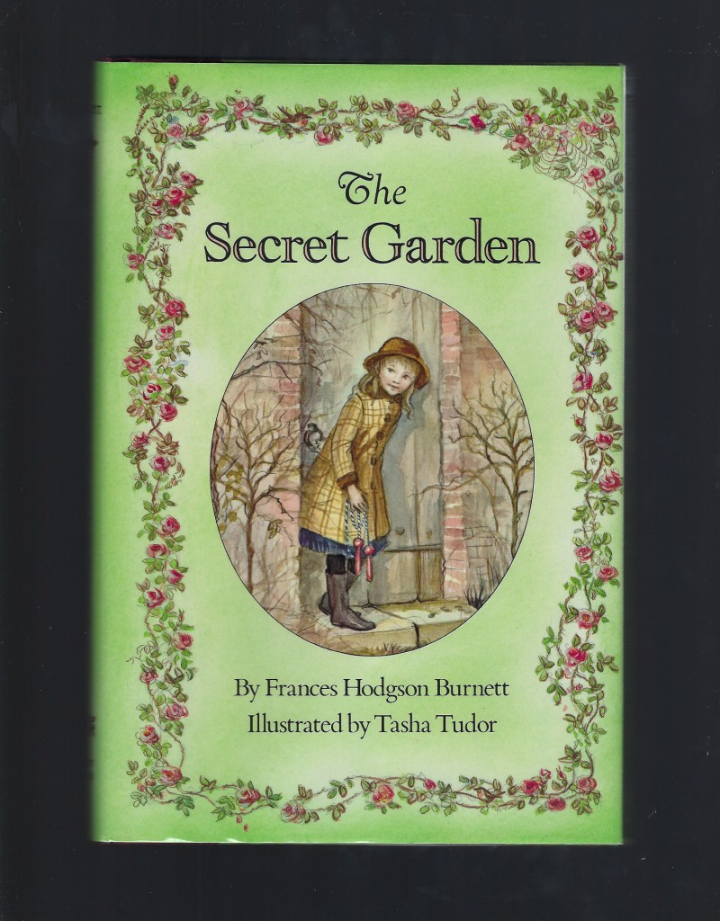 Signed By Tasha Tudor The Secret Garden HB/DJ, Frances Hodgson Burnett; Tudor, Tasha [Illustrator]